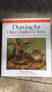 Drawing book for older beginners Ponte Vedra, 32081