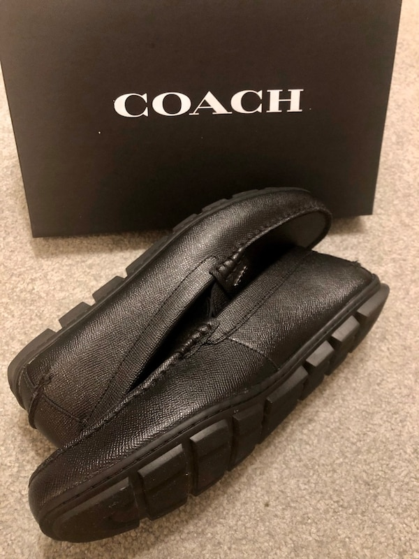 MENS COACH LOAFER Size 11 ba2271a0-faff-4e72-9310-6bb8579b01c9