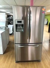 Stainless Steel GE Profile French Door Refrigerator  Woodbridge, 22191