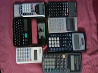 graphing calculator lot Chicago, 60618
