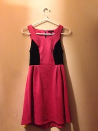Pink and black dress!! Winnipeg, R3J 1M2