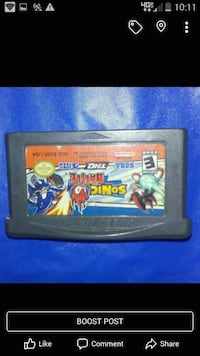 Sonic gameboy advance game Memphis, 38127