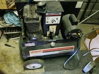 Sandborn Commercial Air Compressor