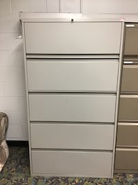5 drawer lateral