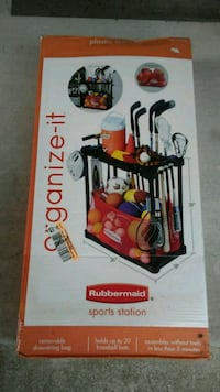 Sports Equipment Organizer Upper Marlboro, 20772