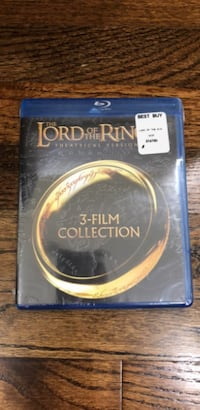 Brand New, Unopened - Lord Of The Rings Theatrical Trilogy - BluRay - $19 Fair Lawn