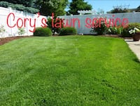 Lawn care bx / foothills area