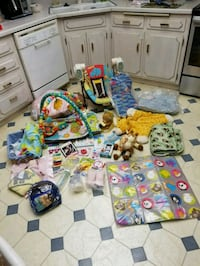 One big lot of brand new baby items Colton, 92324