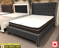 Bed Frame and Mattress Factory Outlet  Vaughan, L6A 3K2