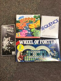 Assorted games Barrie