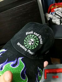 Grave digger hat actually signed  Oakville