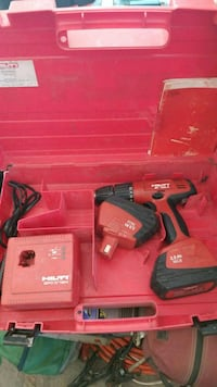 red Milwaukee cordless power drill Sacramento, 95832