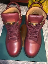 100mm Buscemi Deep Red Bay Shore, 11706