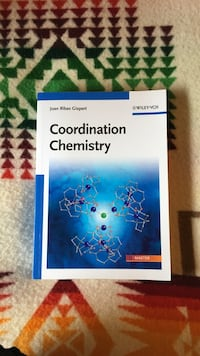 Coordination Chemistry book