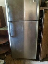 stainless steel top-mount refrigerator Topeka