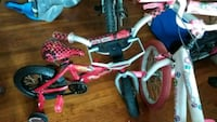 assorted-color bicycle lot 45 km