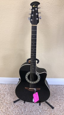 Ovation Acoustic/Electric Guitar (23159-1)