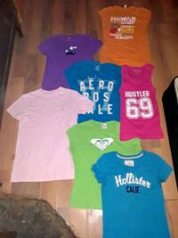 WOMANS T SHIRT LOT ..TAKE ALL FOR 25$