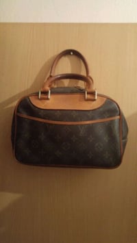 Monogram louis vuitton çanta