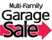 San Elijo Hills Community Garage Sale Saturday 7-11am San Marcos, 92078