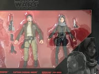 DISNEY - STAR WARS (6) Figure Set San Diego, 92101