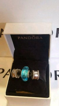 3 Authentic Pandora Charms