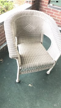 Wicker chair Monroeville, 15146