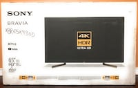 Sony TV 65 inches CBT65X930D Android TV Milton, L9T 6X5