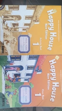 Happy House 1 Activity Book+ Class Book