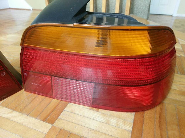 Used BMW 540i E39 Taillights For Sale In Vaudreuil Dorion