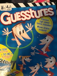Guesstures game French and English Boisbriand, J7G 5K3