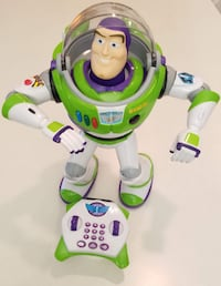 """Toy Story 3 U-Command 14"""" Remote Control Buzz Light Year"""