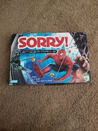 Spider man 3 sorry game