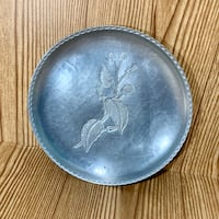 Vintage Wrought Farberware Hammered Tray  Fall River, 02720