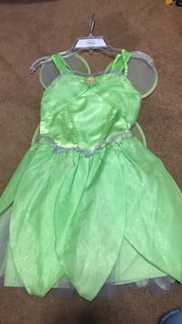 Tinker bell costume Hagerstown, 21740