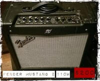 Fender Mustang 2   Boston
