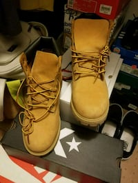Timberland boots size 7 Mississauga, L5T 1C3