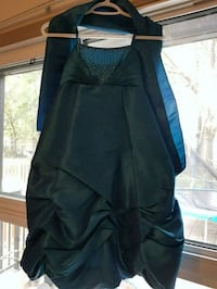 Blue dress girls size 12 Winnipeg, R2H 0A9