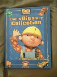 Bob the builder book for kids