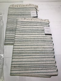 """HANDMADE COTTON ACCENT RUGS 24""""x36"""" BY THRESHOLD (2 PACK) - FJN Cambridge, N1P 1E3"""