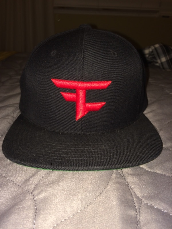 Used New FaZe Clan SnapBack Hat for sale - letgo ccac7a787c7
