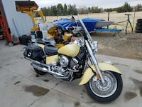 yellow and black cruiser motorcycle Chino Valley, 86323