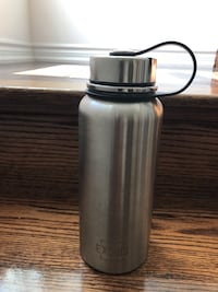 EXQUIS Insulated Stainless Steel High Vacuum Water Bottle Thermos  Toronto, M2N 2H6