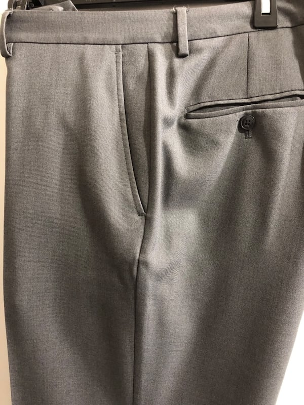 Kenneth Cole Reaction Stretch Fit Flat Front Pant 67112617-9c54-4e54-b7cf-a8e14965a362