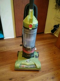 green and black Hoover upright vacuum cleaner Hickory, 28601