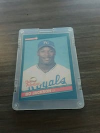 Bo Jackson (rookie card ) card,show immaculate con Doraville, 30340