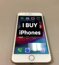 Apple iPhone 8 Plus - 256GB - Gold (Unlocked) in Great Condition