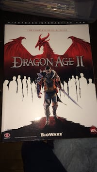 Dragon age ii the complete official guide book Montréal, H3W 2E8