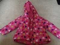 Pink winter jacket Brampton, L6R 3K4