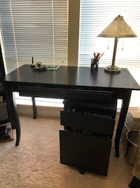IKEA desk & file cabinet Fairfax, 22031
